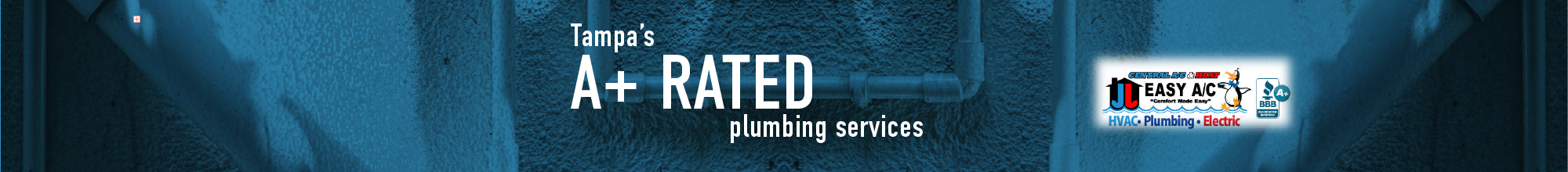 24 Hour Plumbing Services in Tampa, FL