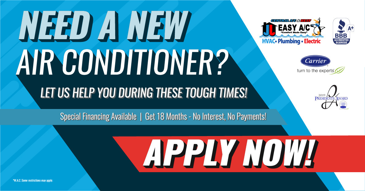 Special AC Financing Offer