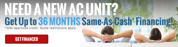 air conditioning financing options at easy ac tampa