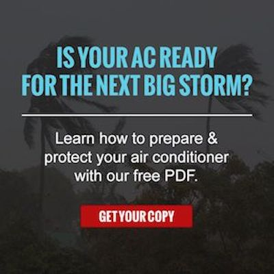 Hurricane and Tropical Storm Preparation and AC Repair in Tampa