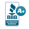 BBB logo for Accredited Businesses