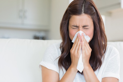 Seasonal Allergies and Spring Cleaning for Your Air Conditioning Unit