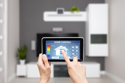 home air conditioning system. how to automate your home air conditioning system