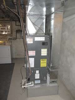 Central AC Unit Air Handler