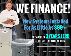 finance tampa air conditioning