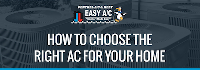Discover how to choose the right air conditioner unit for your home