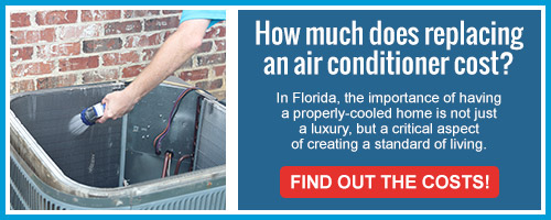 how much does replacing an air conditioner cost