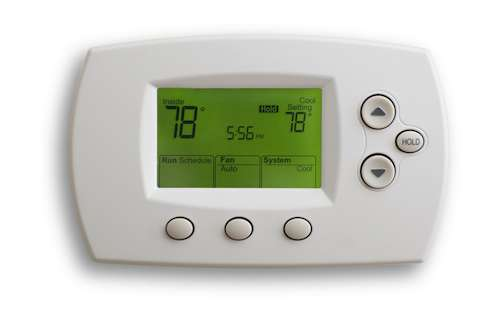 manual for direct energy thermostat