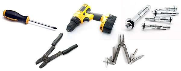 DIY thermostat installation tools